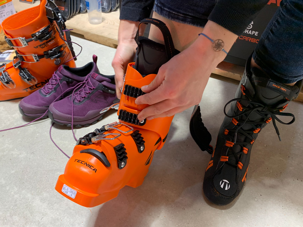 Sport65 Boot LAB Bootfitting