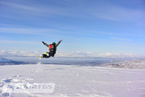 Arctic Heli & Ride Roadtrip