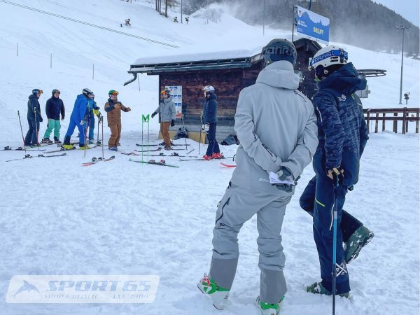 DSLV Skilehrerkurs Level 1 Prüfungslehrgang Sölden