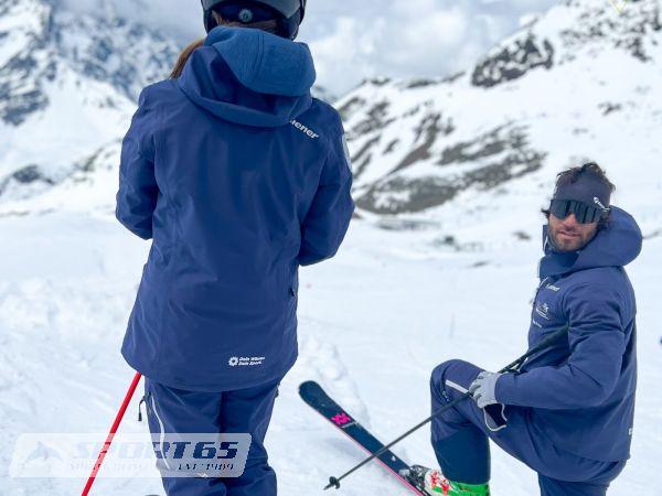 DSLV Skilehrerkurs Level 1 Prüfungslehrgang Sulden