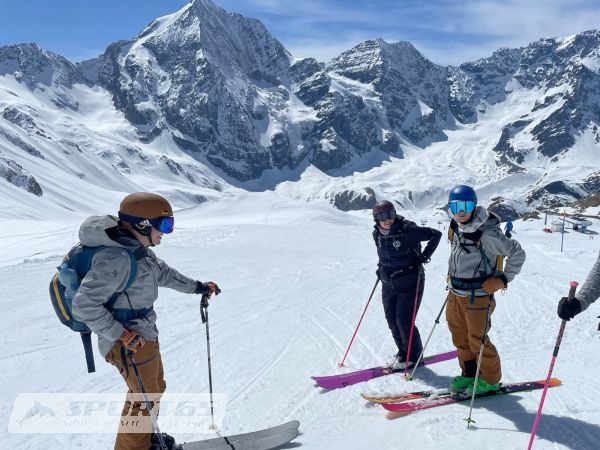 Winteropening & Skitest Sulden Royale