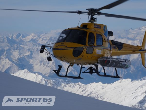 Heli & Ride week Matterhorn Cervinia-Zermatt