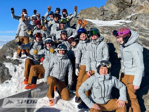 DSLV Skilehrerkurs Level 1 Trainingslehrgang Sölden