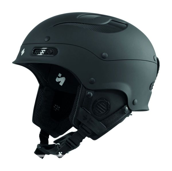 Sweet Trooper II helmet 20/21, dirt black