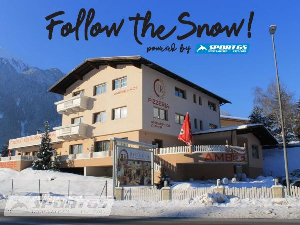 Follow the Snow! Best of the Alps III