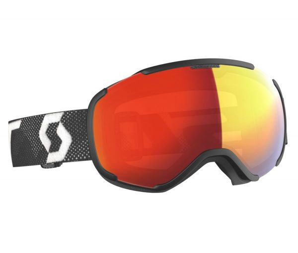 SCOTT FAZE II Goggle, black/white