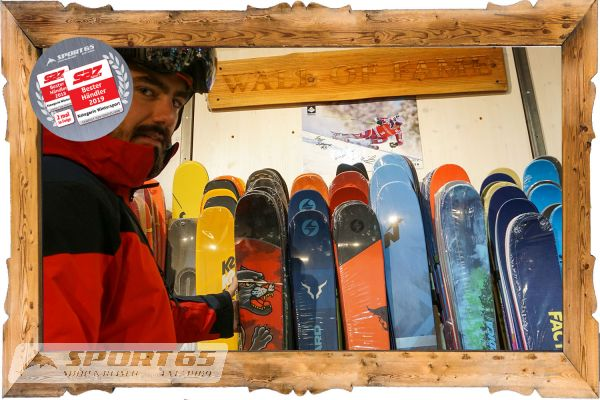 Sport65 Freeride & Freetouring Rental skis