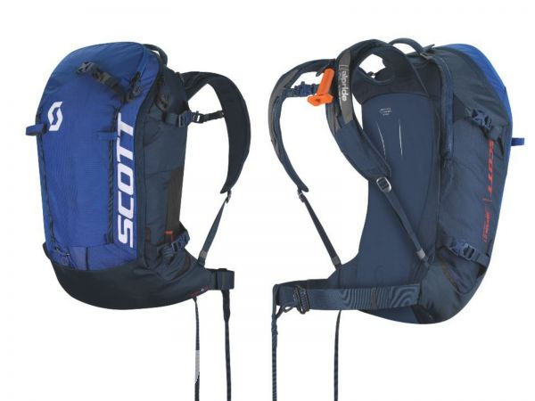 SCOTT Patrol E1 30 Airbag backpack system