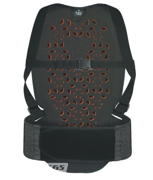 Scott Airflex Back Protector, Junior