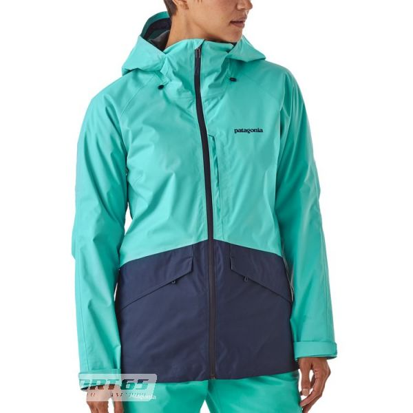 Patagonia Women's Insulated Snowbelle Jacket, light balsamic