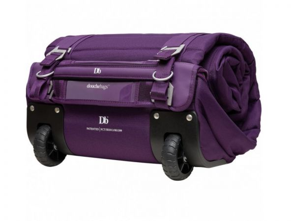 The Douchebag Snowgear Roller, black out