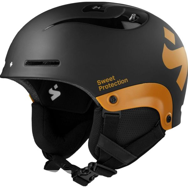 Sweet Blaster II JR helmet 20/21, dirt black/brown tundra