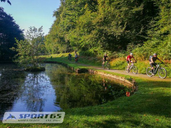 Mountainbike Trail & Technik Kurse & Guiding Odenwald Royale