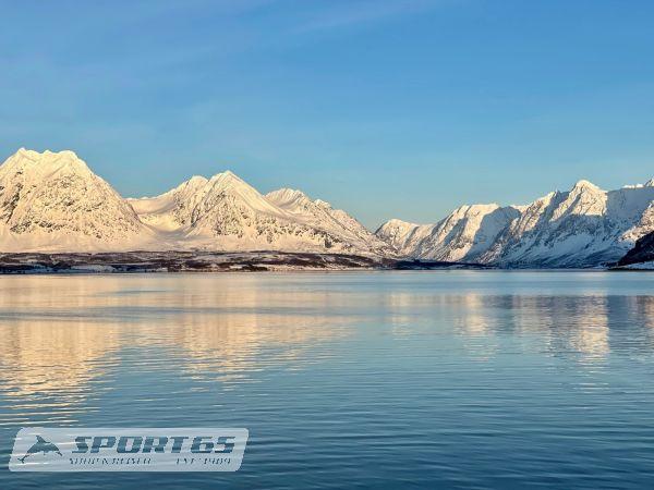 Lyngen Alps Tromsø Skitouring Woche I